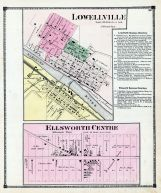 Lowellville, Ellsworth Centre, Mahoning County 1874