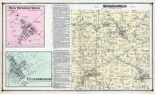 Springfield, New Springfield, Petersburgh, Mahoning County 1874