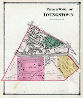 Youngstown - Third Ward, Mahoning County 1874