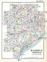Plate 014 - Warren Township, Marietta - Ohio and Williamstown - West Virginia 1902