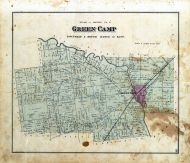 Green Camp Township, Marion County 1878