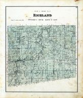 Richland Township, Marion County 1878
