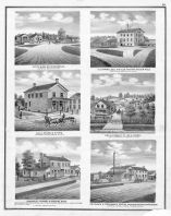 A.S. Parmelee, Jos. A. Stebel, G.W. Noble, Pritchard, Stranahan, Empire Washing Machine Manufactory, Medina County 1874