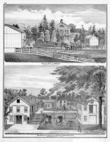 Dr. A. L. Simmons, Browning and Steele's Carriage Manufactory, Medina County 1874