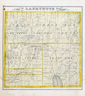 Lafayette Township, Chippewa Lake, Medina County 1874