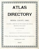 Title Page, Medina County 1897