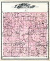Wadsworth Township, Weaverville, Medina County 1897