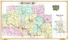 Perry, Brownsville, Monroe County 1898