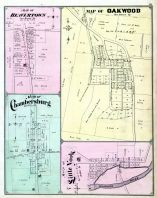 Beavertown, Chambersburg, Oakwood, Little York, Montgomery County 1875