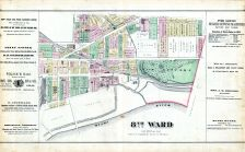 Dayton - City, Ward 008, Montgomery County 1875