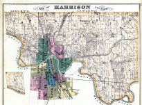 Harrison Township, Montgomery County 1875