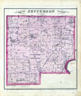 Jefferson Township, Montgomery County 1875