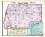 Wayne Township, Johnsville, Pyrmont, Montgomery County 1875