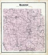 Marion Township, Plantsville P.O., Chesterfield, Todd, Joy, Morgan County 1875