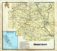 Meigsville Township, Unionville, Mill Grove P.O., New Castle, Morgan County 1875