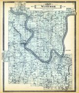 Windsor Township, Morgan County 1902