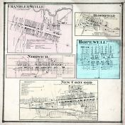 Chandlersville, Bloomfield, Norwich, Hopewell, New Concord, Muskingum County 1866