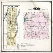 Clay and Roseville, Muskingum County 1866