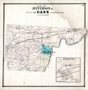 Jefferson, Cass, Preston, Dresden, Muskingum County 1866