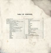 Table of Contents, Muskingum County 1866
