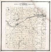 Union, Norwich, New Concord, Muskingum County 1866