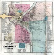 Zanesville City and Vicinity, Muskingum County 1866