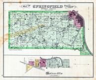 Springfield Township, Roseville, Muskingum County 1875