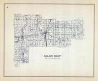 Auglaize County, Ohio State 1915 Archeological Atlas