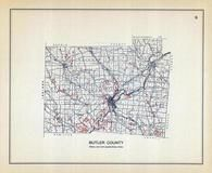 Butler County, Ohio State 1915 Archeological Atlas