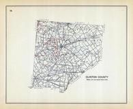 Clinton County, Ohio State 1915 Archeological Atlas