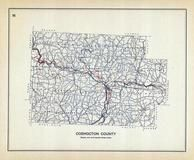 Coshocton County, Ohio State 1915 Archeological Atlas