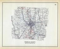 Franklin County, Ohio State 1915 Archeological Atlas