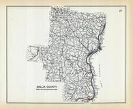 Gallia County, Ohio State 1915 Archeological Atlas