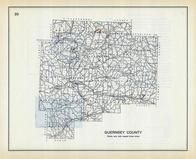Guernsey County, Ohio State 1915 Archeological Atlas
