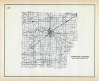 Hancock County, Ohio State 1915 Archeological Atlas