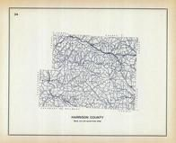 Harrison County, Ohio State 1915 Archeological Atlas