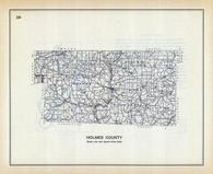 Holmes County, Ohio State 1915 Archeological Atlas