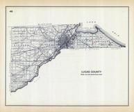 Lucas County, Ohio State 1915 Archeological Atlas