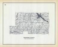 Mahoning County, Ohio State 1915 Archeological Atlas