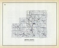 Medina County, Ohio State 1915 Archeological Atlas