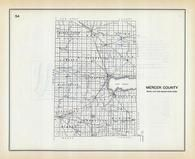 Mercer County, Ohio State 1915 Archeological Atlas