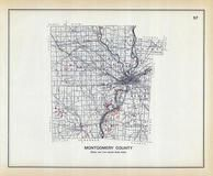Montgomery County, Ohio State 1915 Archeological Atlas