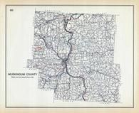 Muskingum County, Ohio State 1915 Archeological Atlas