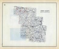 Perry County, Ohio State 1915 Archeological Atlas