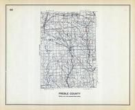 Preble County, Ohio State 1915 Archeological Atlas