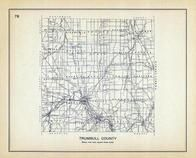 Trumbull County, Ohio State 1915 Archeological Atlas
