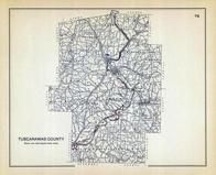 Tuscarawas County, Ohio State 1915 Archeological Atlas