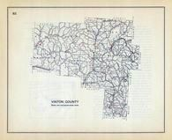 Vinton County, Ohio State 1915 Archeological Atlas