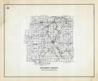 Wyandot County, Ohio State 1915 Archeological Atlas