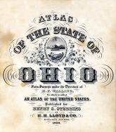 Ohio State Atlas 1868